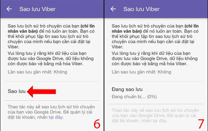 Cách khôi phục tin nhắn đã xóa trên zalo, Facebook, Viber trên điện thoại - Ảnh 14.