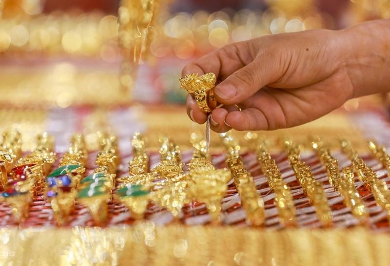 Giá vàng hôm nay 14/9: Vàng SJC nhích nhẹ 50.000 đồng/lượng - Ảnh 2.