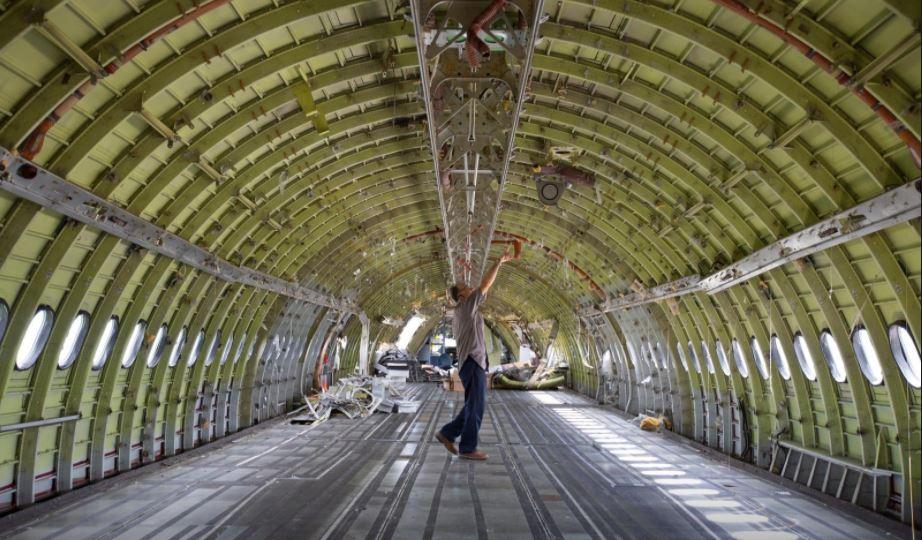 Covid-19 khiến thị trường mua bán bộ phận máy bay đã qua sử dụng trở nên nhộn nhịp - Ảnh 1.