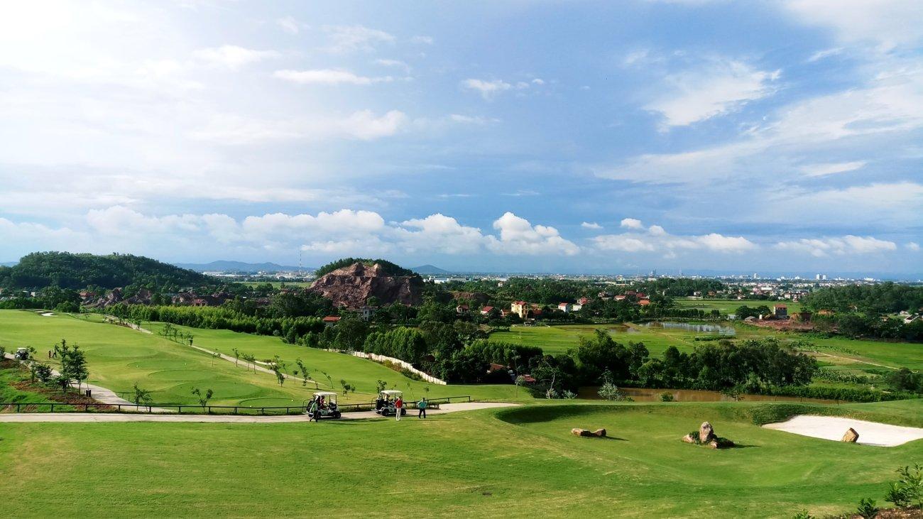 Bắc Giang duyệt qui hoạch sân golf 148 ha của Công ty Trường An Lục Nam - Ảnh 1.