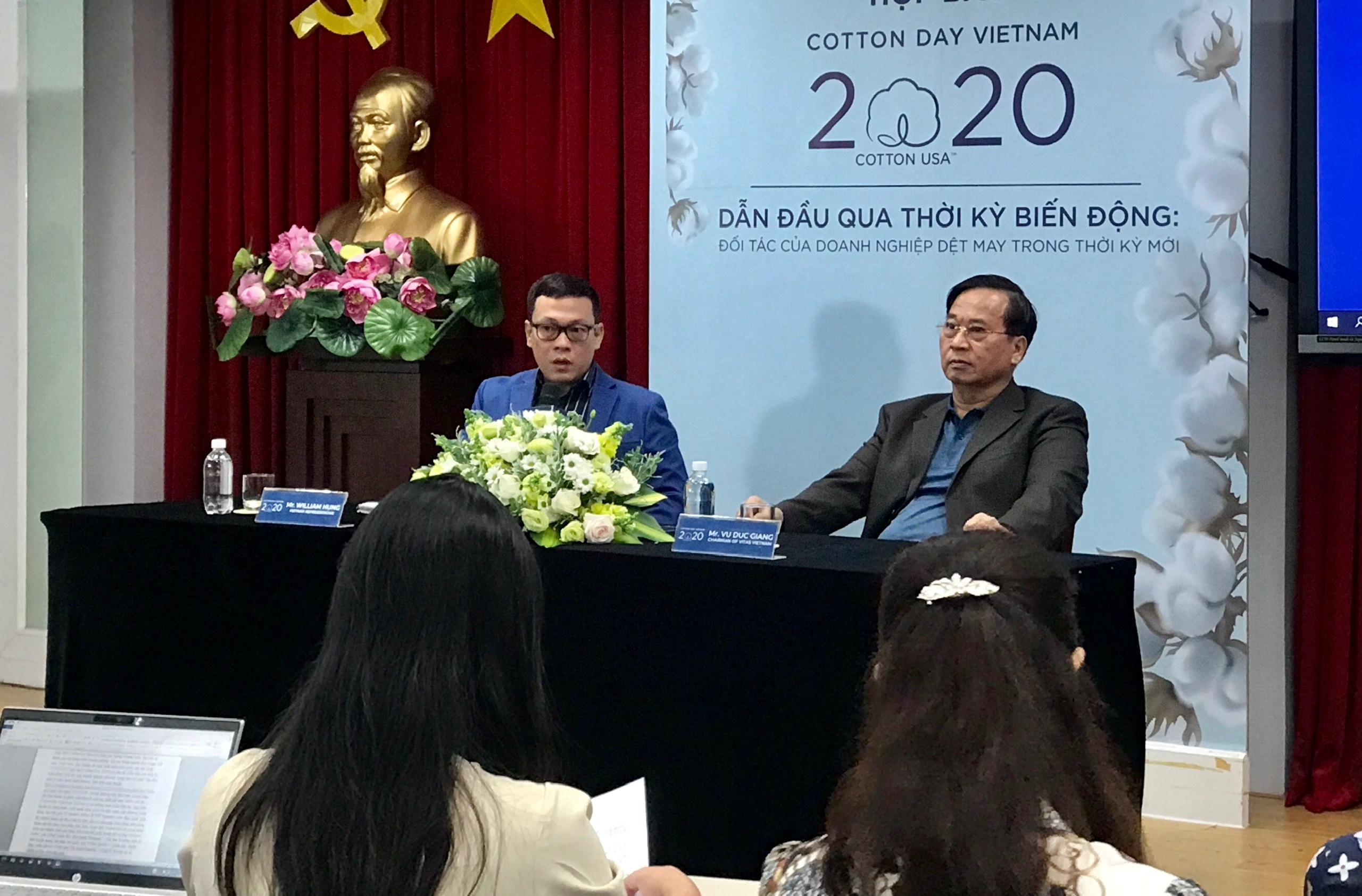 Việt Nam là quốc gia tiêu thụ bông Mỹ lớn nhất thế giới - Ảnh 2.