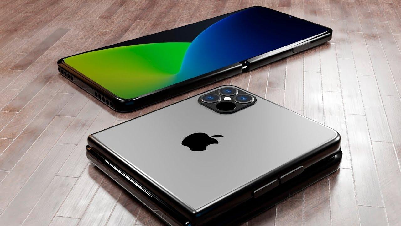 Mẫu concept iPhone 12 Flip màn hình gập cực kì ấn tượng cho iFan - Ảnh 3.