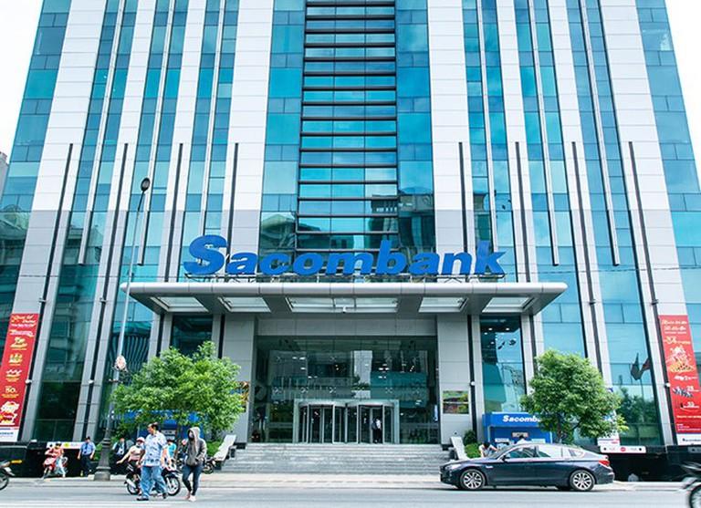 Sacombank phát mại hàng nghìn m2 đất của các công ty bất động sản tại TP HCM - Ảnh 1.