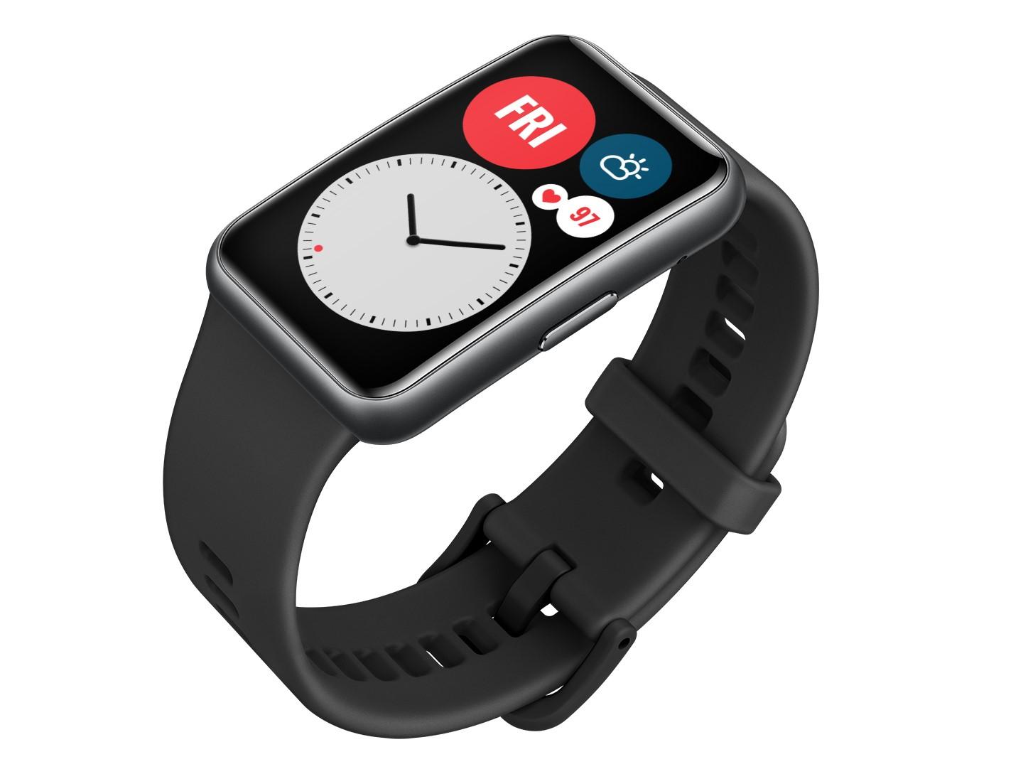 Huawei Watch Fit nhấn mạnh tính năng thể thao cho người dùng với pin dùng lên đến 10 ngày - Ảnh 2.