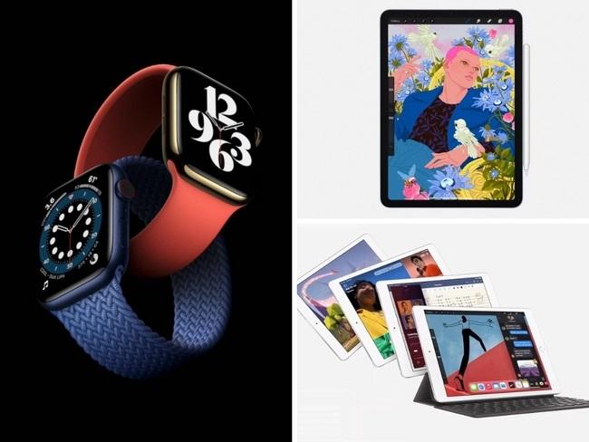 iPad và Apple Watch mới có giá dự kiến từ 8,99 triệu đồng, bán từ cuối tháng 10 - Ảnh 3.