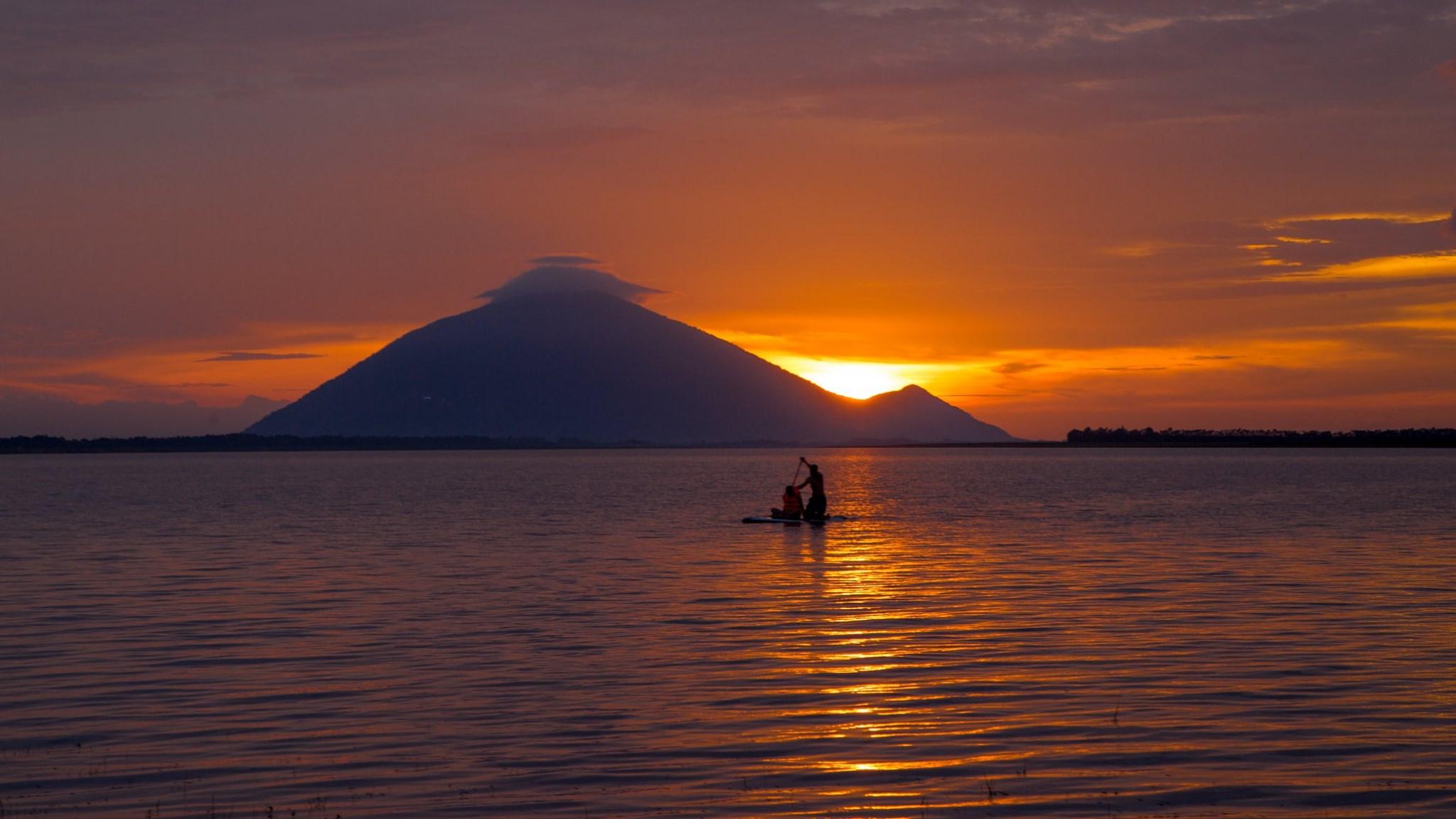 Đến hồ Dầu Tiếng, chiêm ngưỡng cảnh đẹp hút hồn tại địa điểm cắm trại hot nhất Tây Ninh  - Ảnh 7.