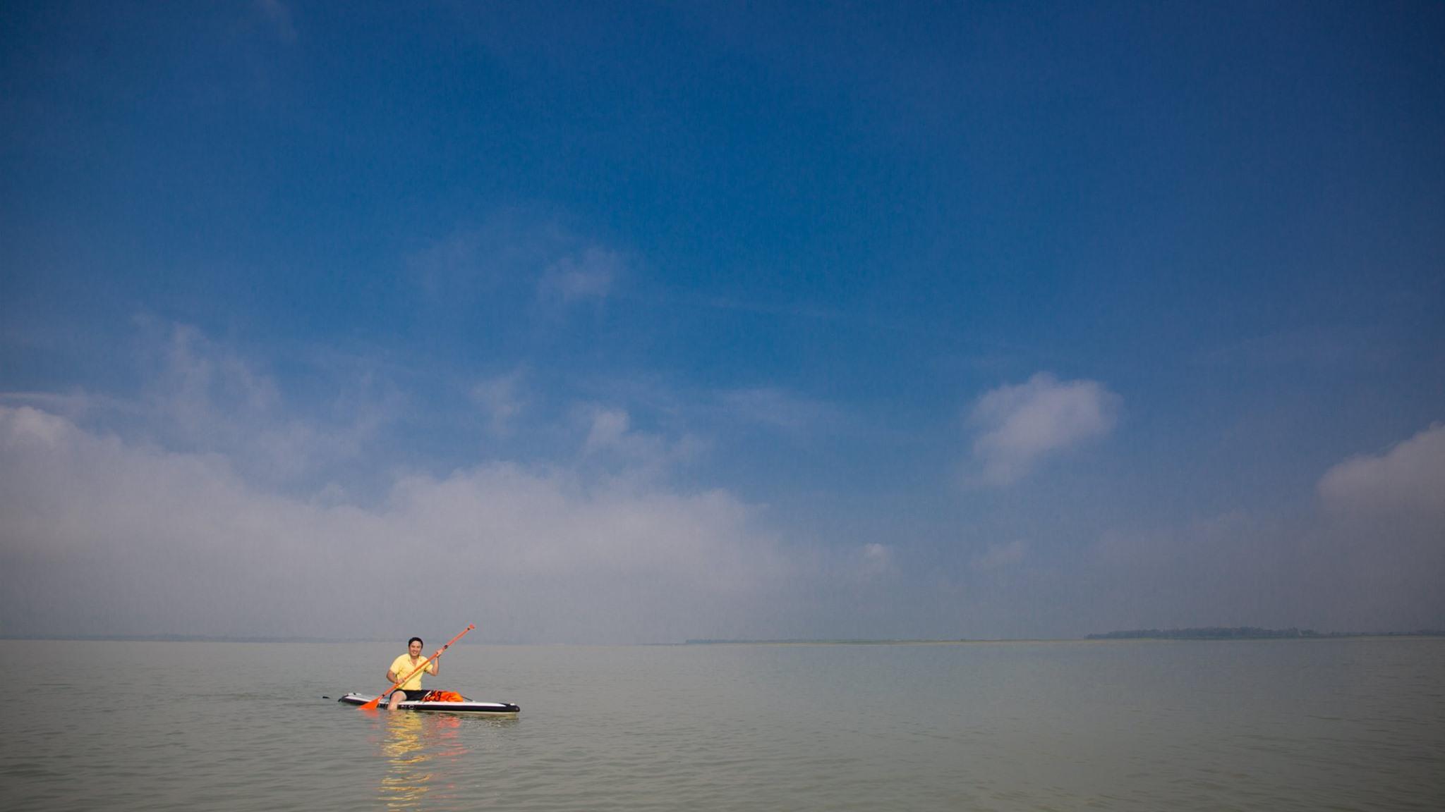 Đến hồ Dầu Tiếng, chiêm ngưỡng cảnh đẹp hút hồn tại địa điểm cắm trại hot nhất Tây Ninh  - Ảnh 11.
