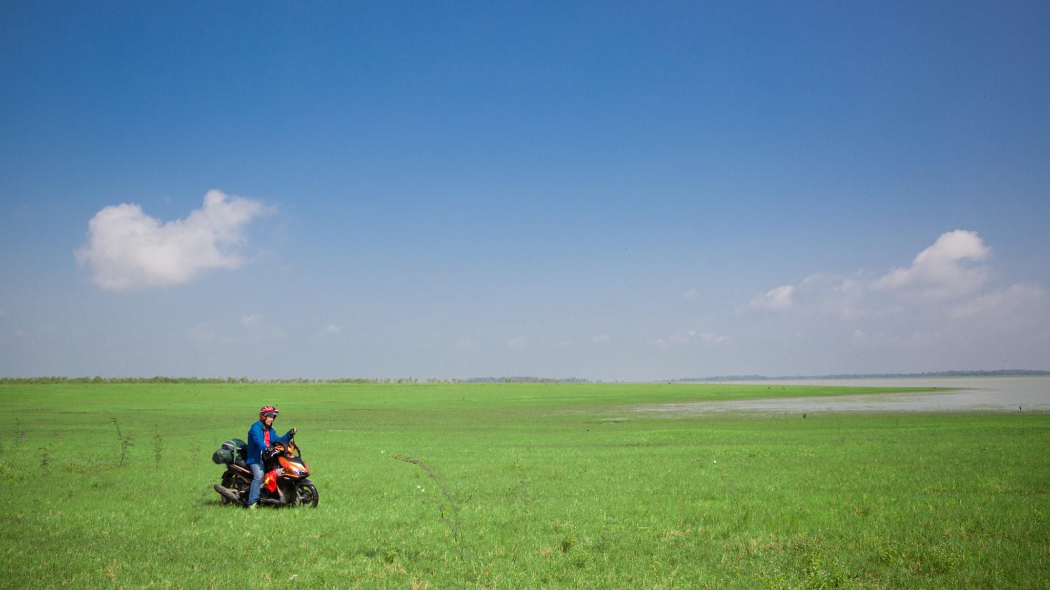 Đến hồ Dầu Tiếng, chiêm ngưỡng cảnh đẹp hút hồn tại địa điểm cắm trại hot nhất Tây Ninh  - Ảnh 9.