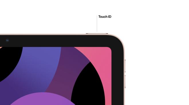 iPad Air ra mắt với chip A14 Bionic, vân tay trên nút nguồn, thiết kế tương tự iPad Pro, giá từ 14 triệu đồng - Ảnh 2.