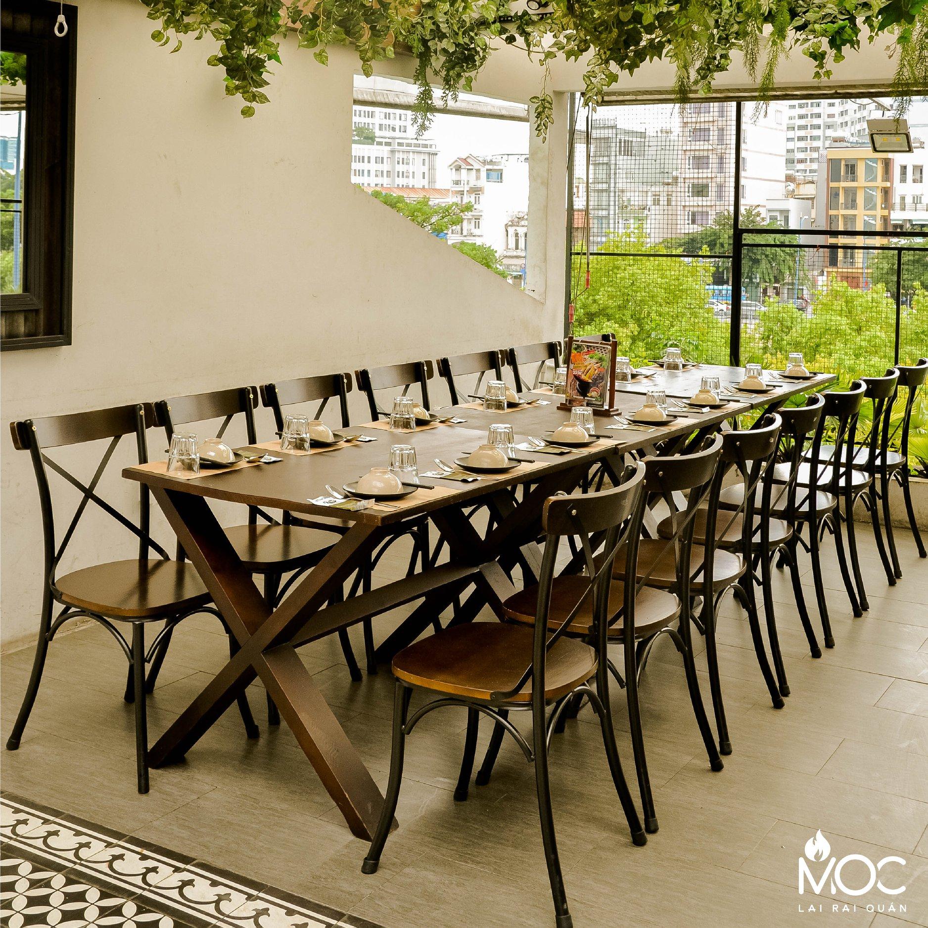 5 nhà hàng lí tưởng dành cho gia đình nhân dịp Trung thu ở TP HCM - Ảnh 8.