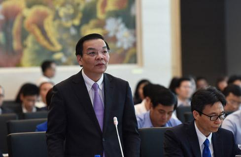 Trình Quốc hội miễn nhiệm Bộ trưởng Chu Ngọc Anh - Ảnh 1.