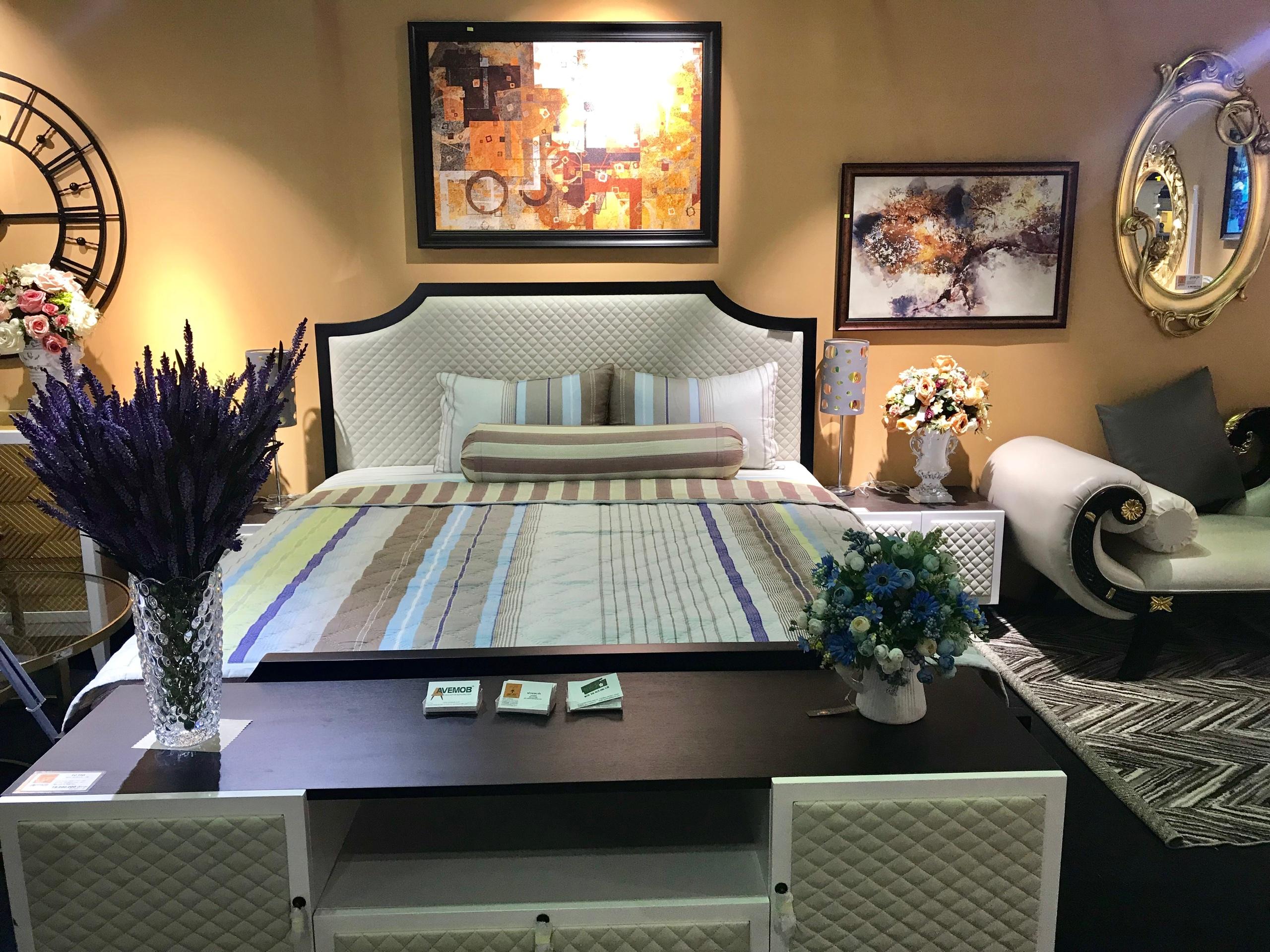 Triển vọng xuất khẩu đồ nội thất phòng ngủ dự báo sẽ cải thiện vào cuối năm - Ảnh 1.