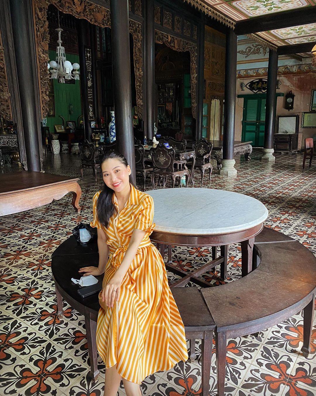 Vẻ đẹp nhà cổ Bình Thủy, địa điểm tham quan trăm tuổi tại Cần Thơ  - Ảnh 4.