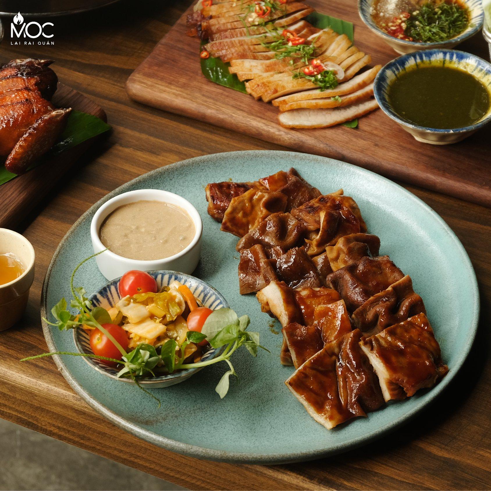 5 nhà hàng lí tưởng dành cho gia đình nhân dịp Trung thu ở TP HCM - Ảnh 11.