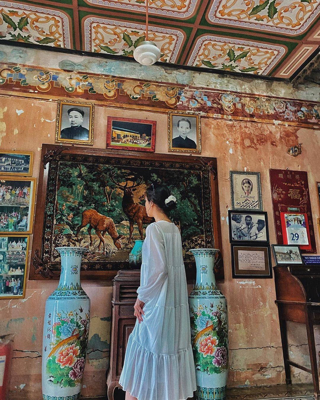 Vẻ đẹp nhà cổ Bình Thủy, địa điểm tham quan trăm tuổi tại Cần Thơ  - Ảnh 11.