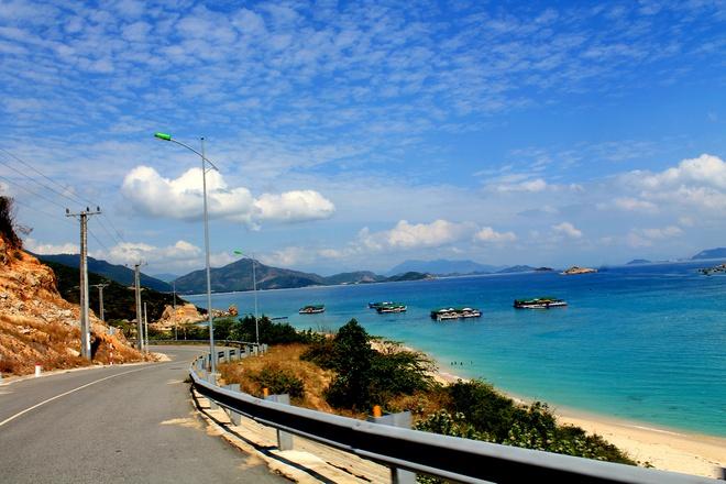 Nam Định khởi công đường ven biển gần 2.700 tỉ đồng - Ảnh 1.