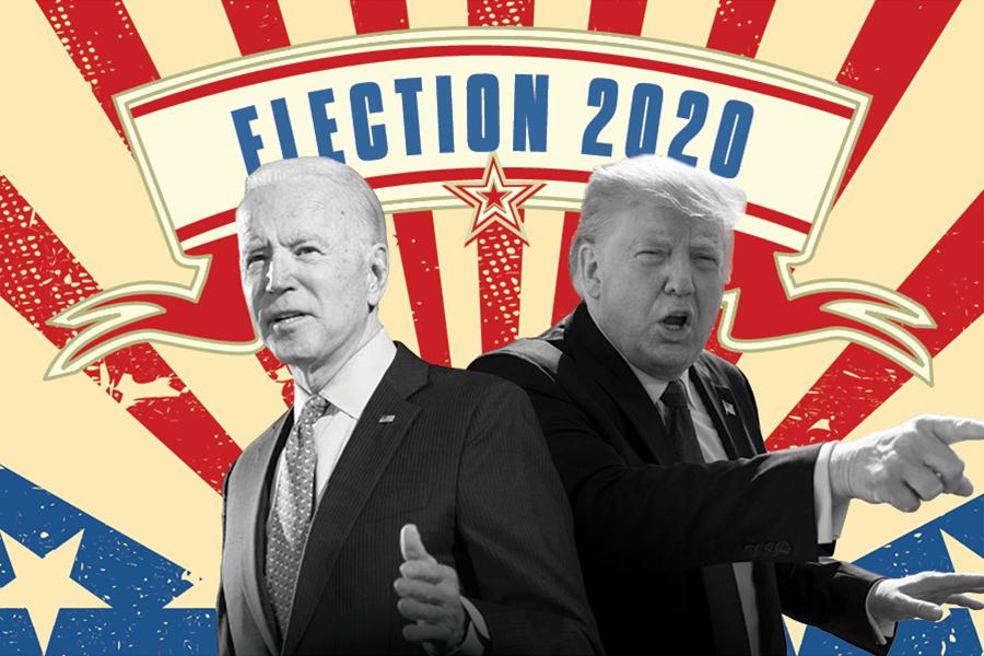 Ông Biden có khả năng đắc cử cao hơn Tổng thống Trump gần 5 lần - Ảnh 1.