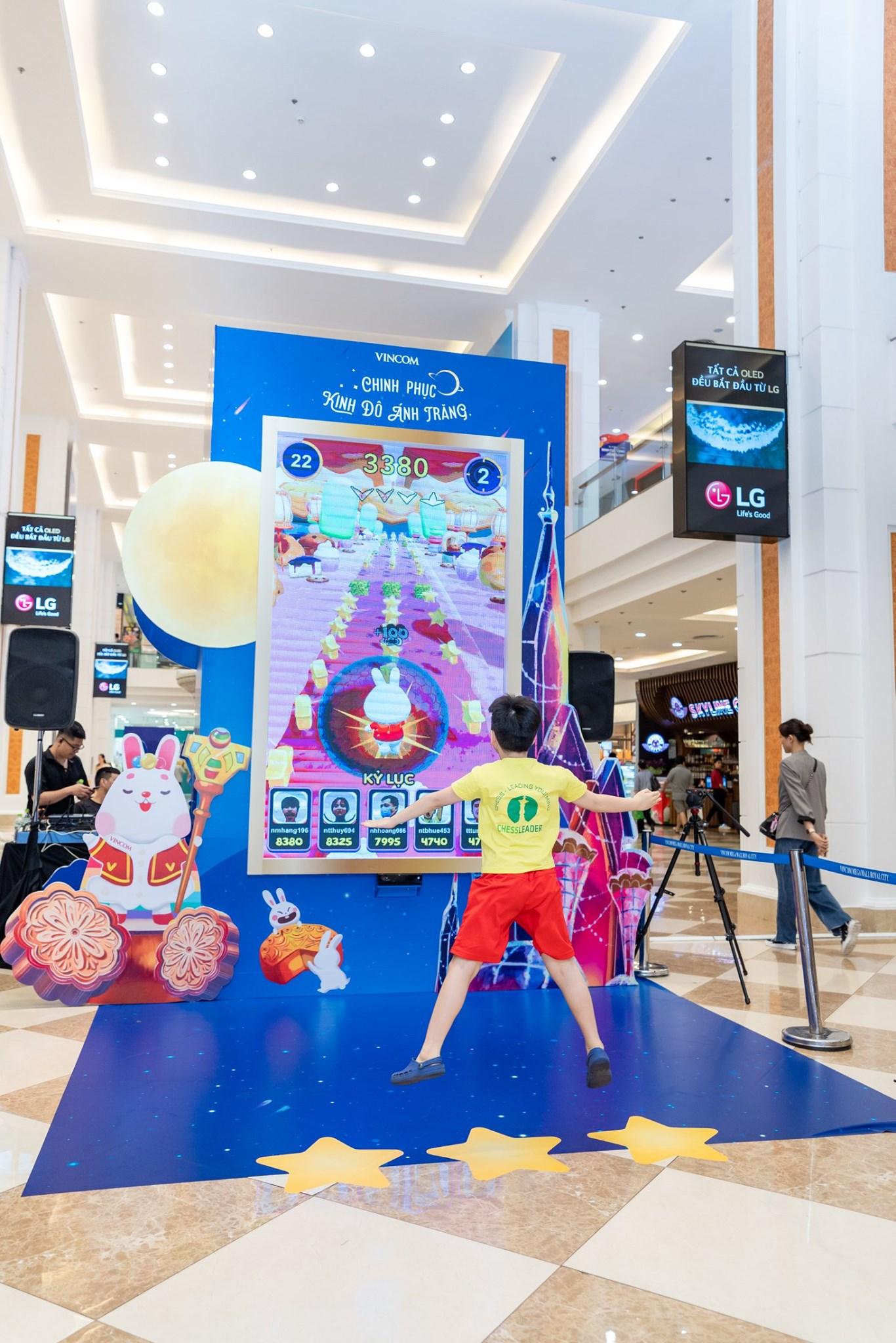 5 trung tâm thương mại với ưu đãi lớn cùng chương trình đặc sắc cho bé nhân dịp Trung thu  - Ảnh 7.