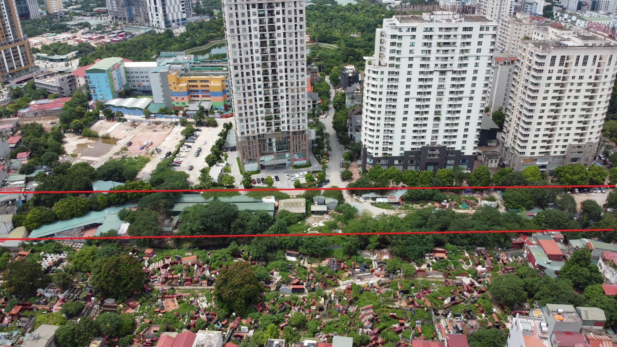 đường sẽ mở theo qui hoạch ở phường Yên Hòa, Cầu Giấy, Hà Nội - Ảnh 5.