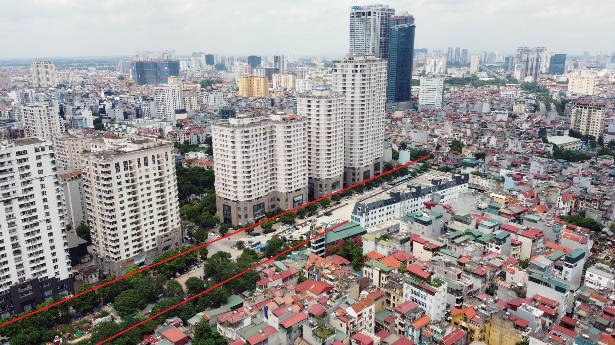 đường sẽ mở theo qui hoạch ở phường Yên Hòa, Cầu Giấy, Hà Nội - Ảnh 7.