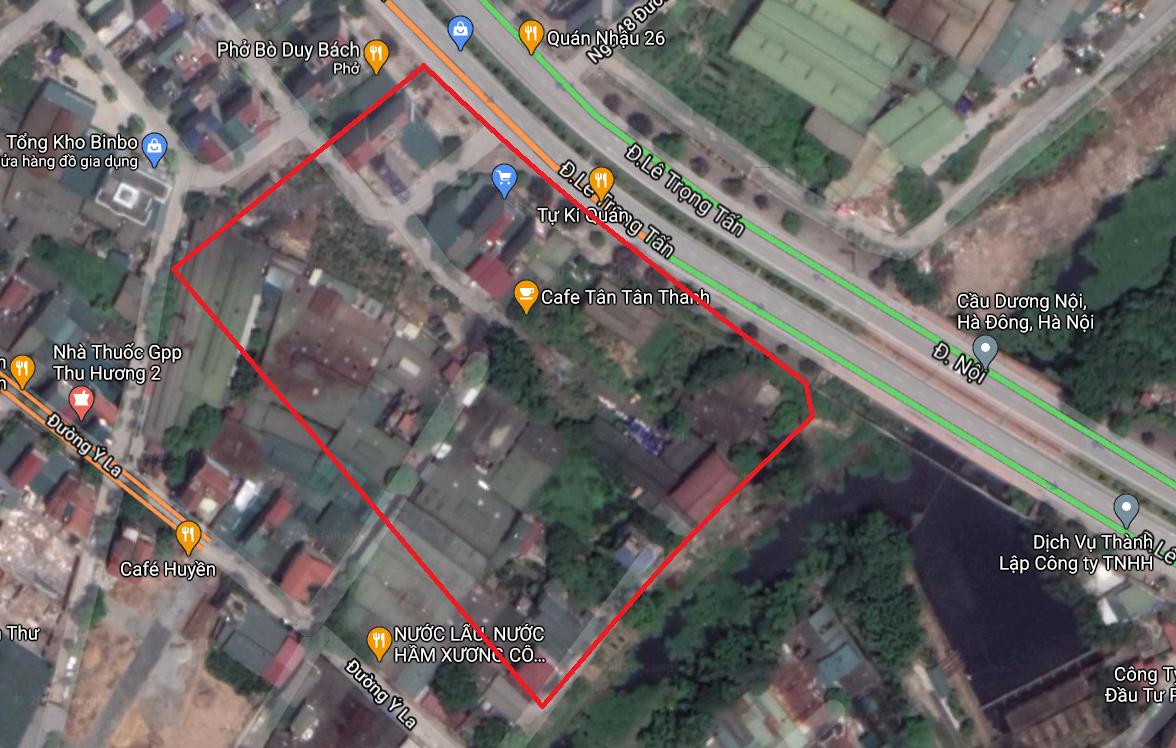 Đất dính qui hoạch ở phường Dương Nội, Hà Đông, Hà Nội - Ảnh 9.