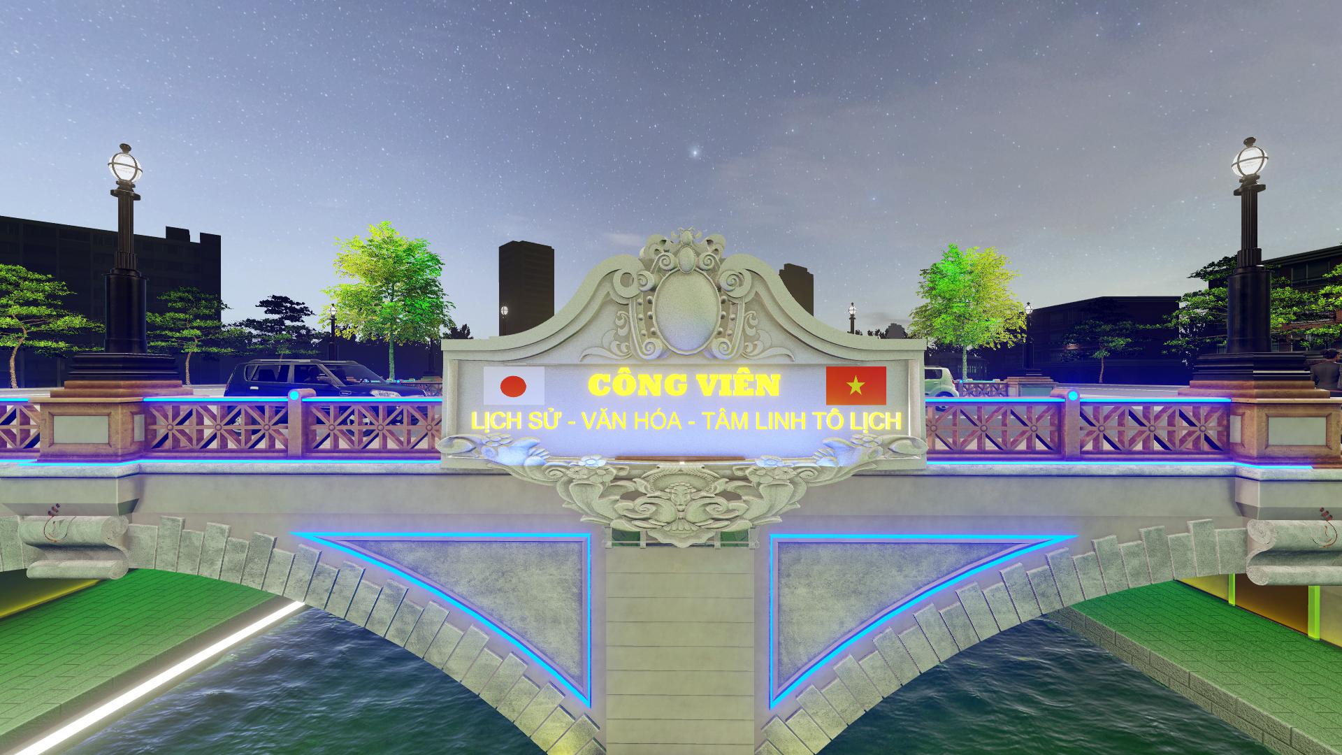 JVE: 'Công viên Lịch sử - Văn hóa - Tâm linh Tô Lịch' là dự án công ích, không tác động cư dân hai bên sông - Ảnh 3.