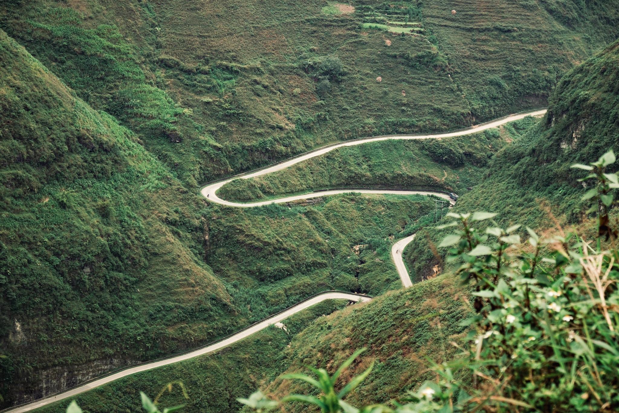Khám phá Mã Pí Lèng, một trong 'tứ đại đỉnh đèo' của Việt Nam  - Ảnh 5.