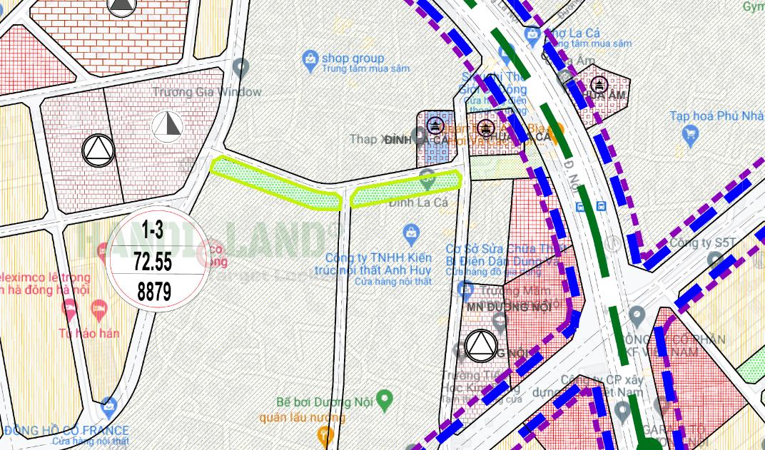 Đất dính qui hoạch ở phường Dương Nội, Hà Đông, Hà Nội - Ảnh 19.