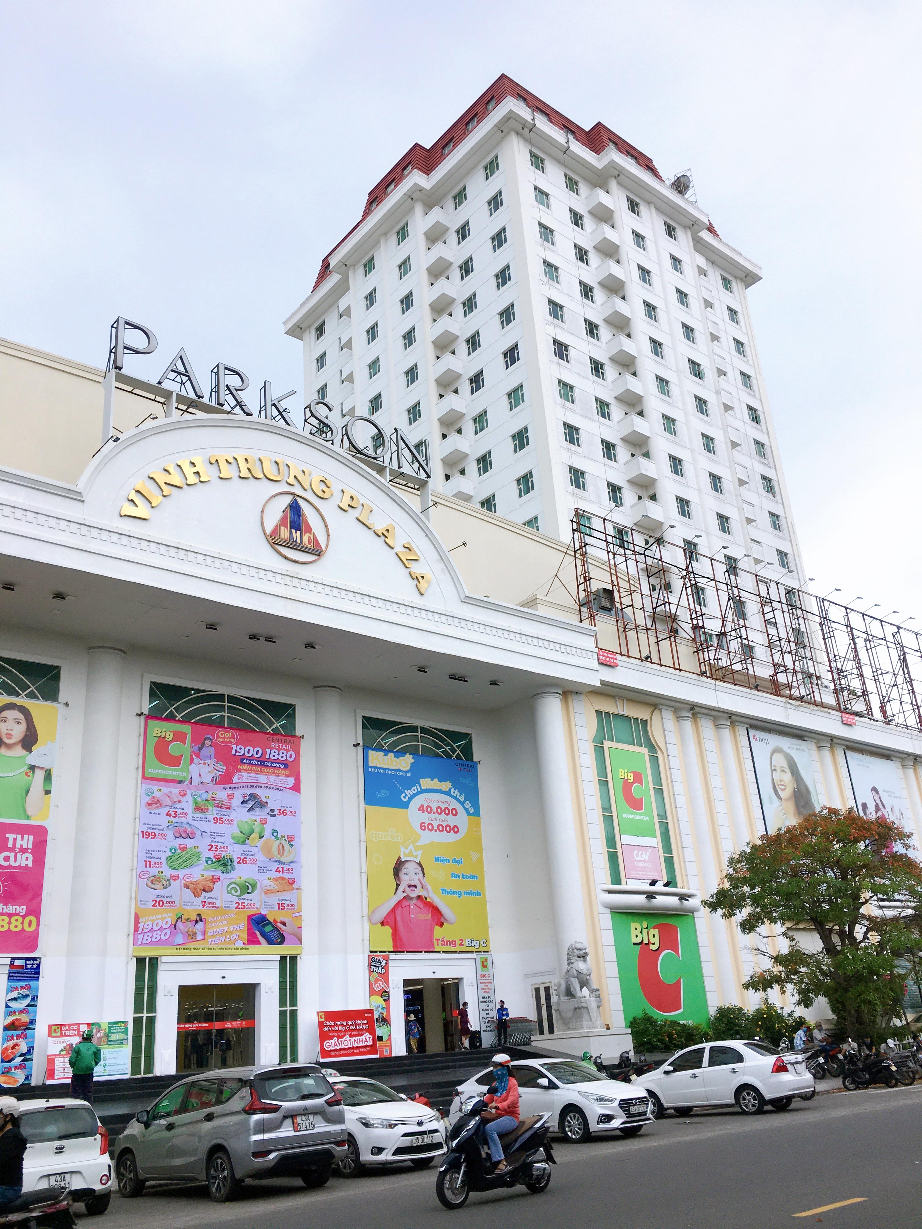 Những tòa nhà văn phòng cho thuê hái ra tiền ở Đà Nẵng bất chấp dịch COVID-19 - Ảnh 8.