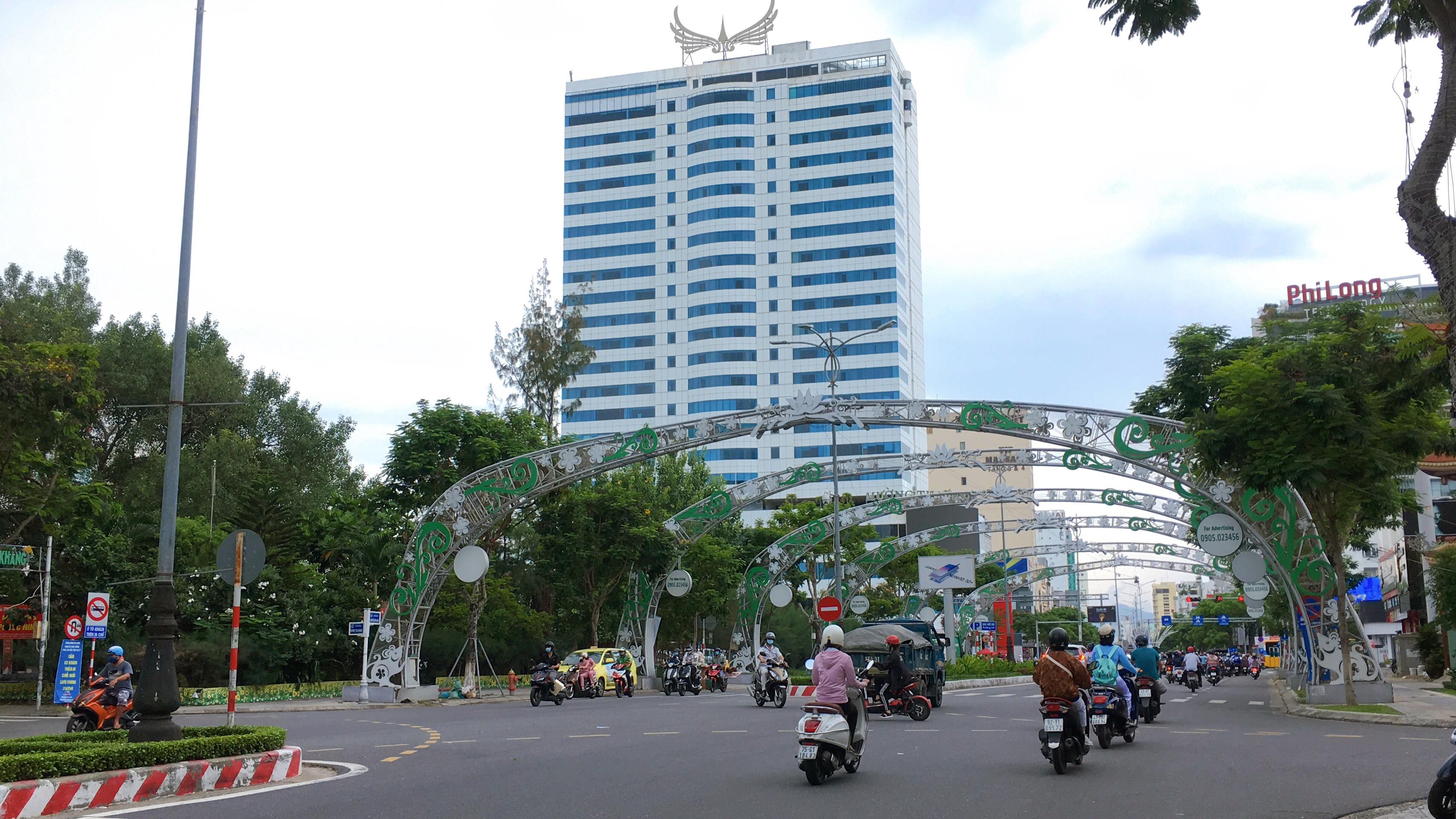 Những tòa nhà văn phòng cho thuê hái ra tiền ở Đà Nẵng bất chấp dịch COVID-19 - Ảnh 12.