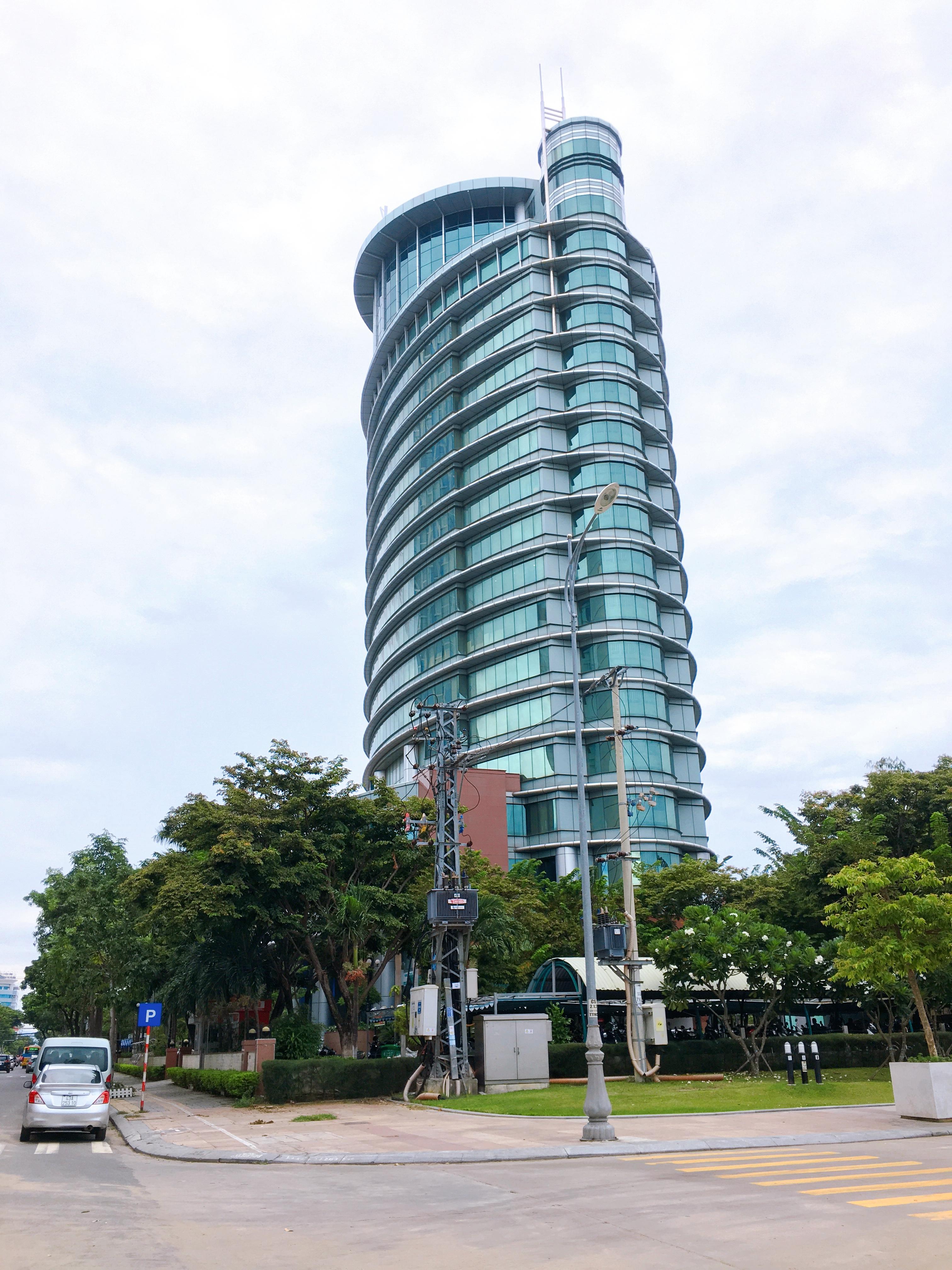 Những tòa nhà văn phòng cho thuê hái ra tiền ở Đà Nẵng bất chấp dịch COVID-19 - Ảnh 10.