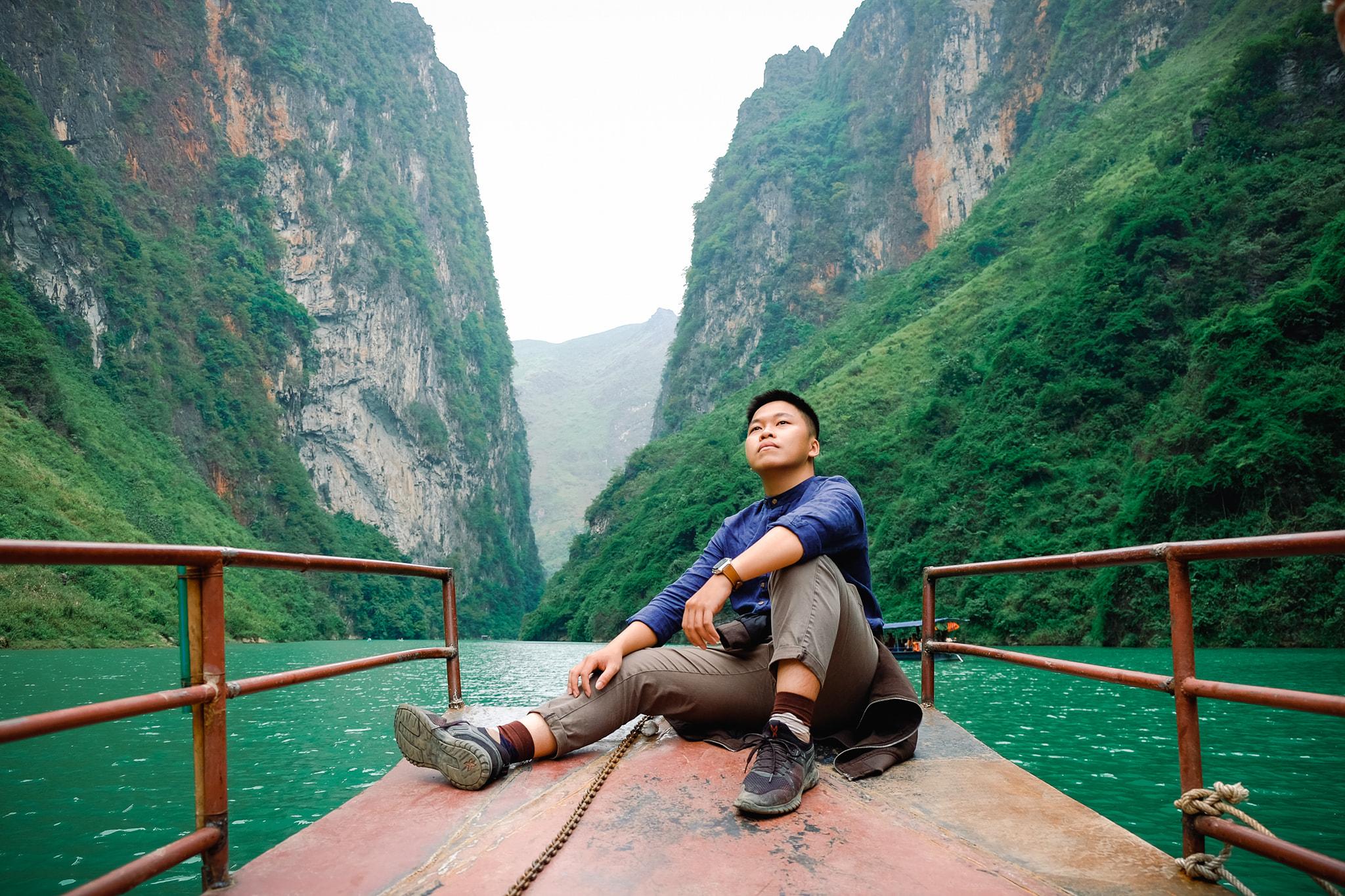 Khám phá Mã Pí Lèng, một trong 'tứ đại đỉnh đèo' của Việt Nam  - Ảnh 6.