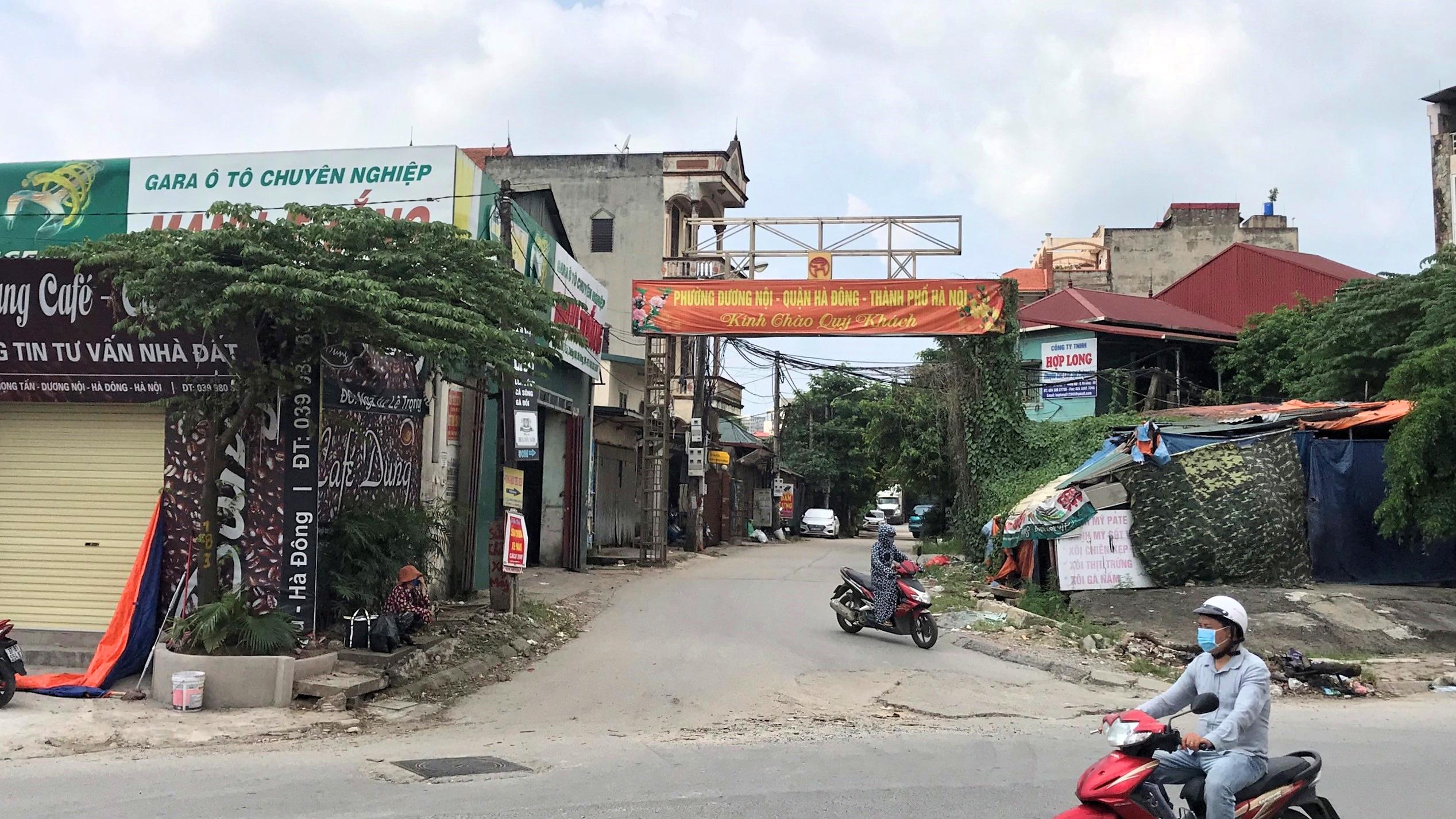 Đất dính qui hoạch ở phường Dương Nội, Hà Đông, Hà Nội - Ảnh 7.