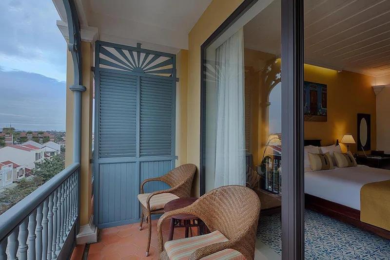 Khách sạn hạng sang tại Hội An giảm giá gần 80% khi du lịch mở cửa trở lại - Ảnh 4.