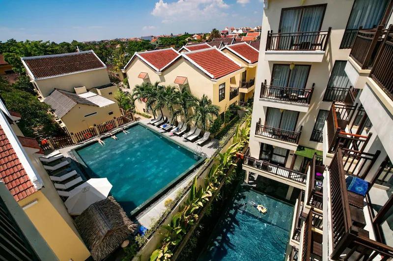 Khách sạn hạng sang tại Hội An giảm giá gần 80% khi du lịch mở cửa trở lại - Ảnh 3.