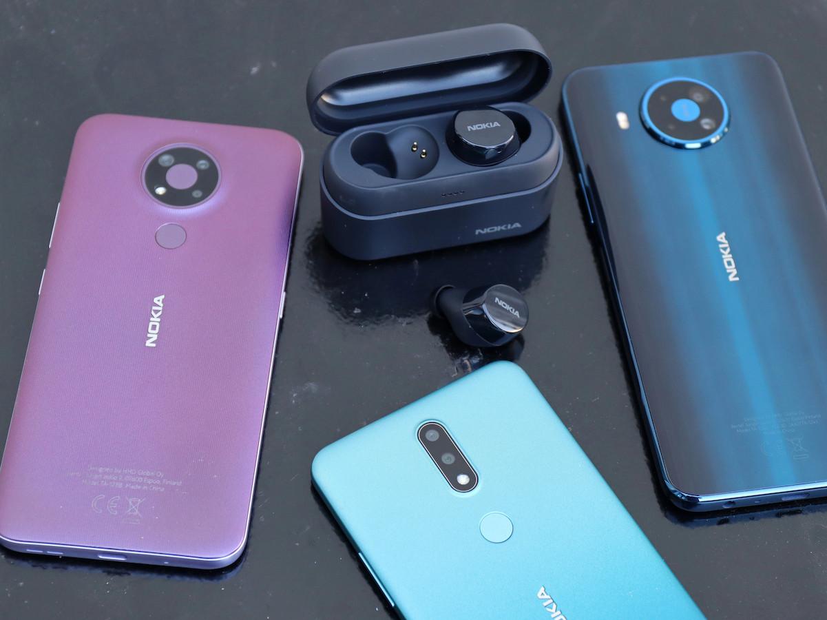 Điện thoại Nokia 5G được HMD Global bán toàn cầu trong chiến lược mở rộng khách hàng doanh nghiệp - Ảnh 1.