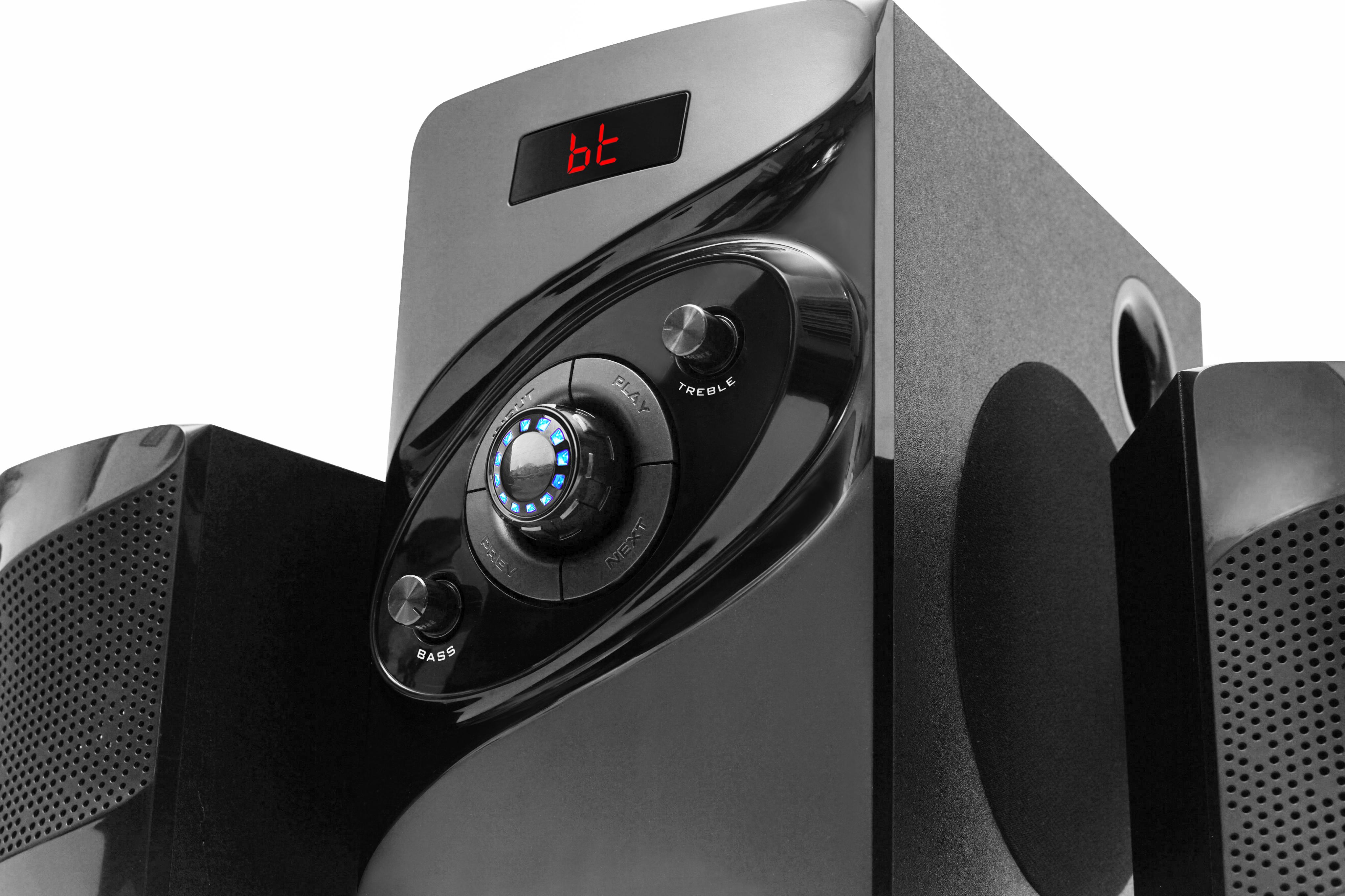 Giải trí tại gia đã hơn cùng loa nghe nhạc SoundMax A-926 - Ảnh 3.