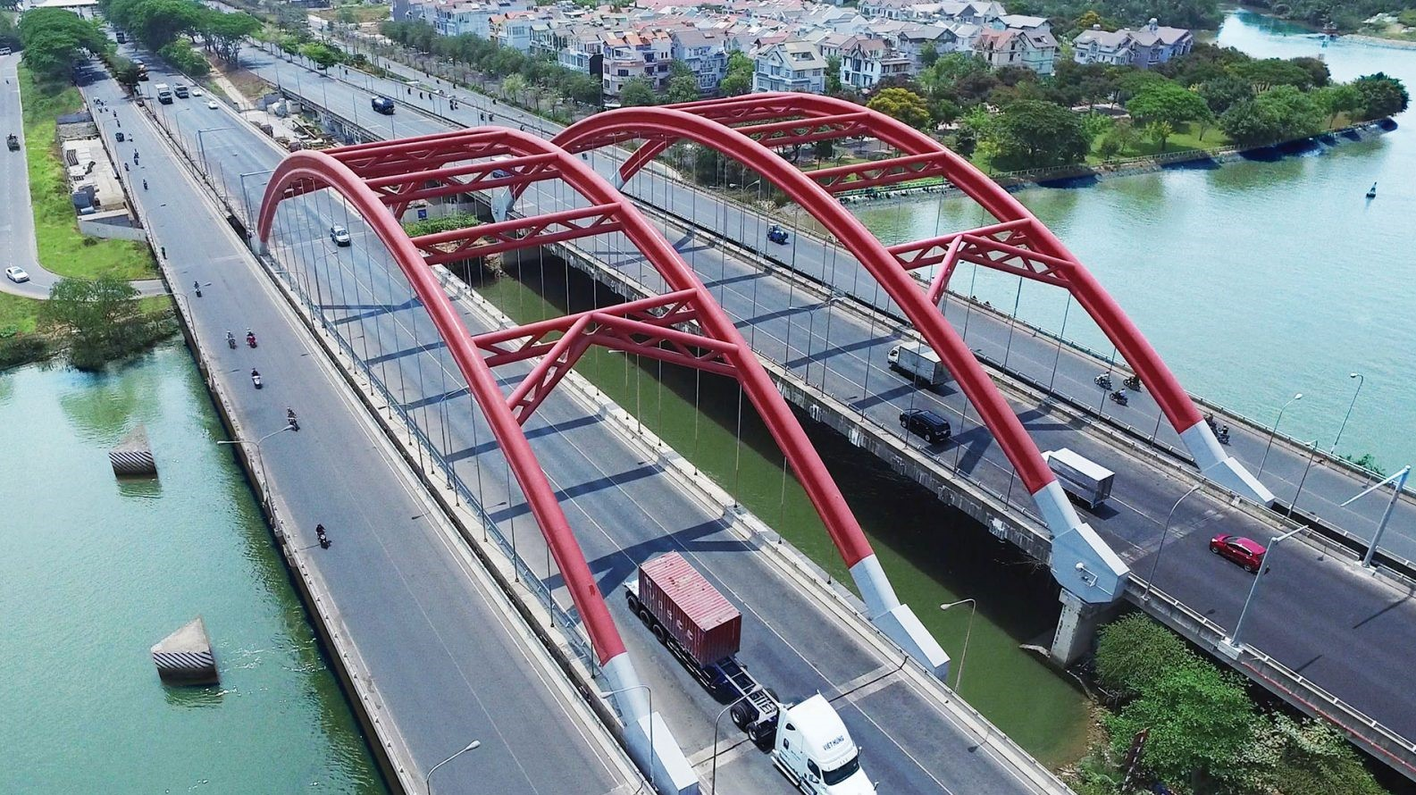 """Những cuộc """"cách mạng"""" hạ tầng phía Tây Nam TP HCM - Ảnh 7."""