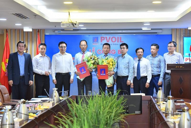Ông Cao Hoài Dương giữ ghế Chủ tịch PV OIL, lãnh đạo PV Trans sang làm Tổng giám đốc - Ảnh 1.