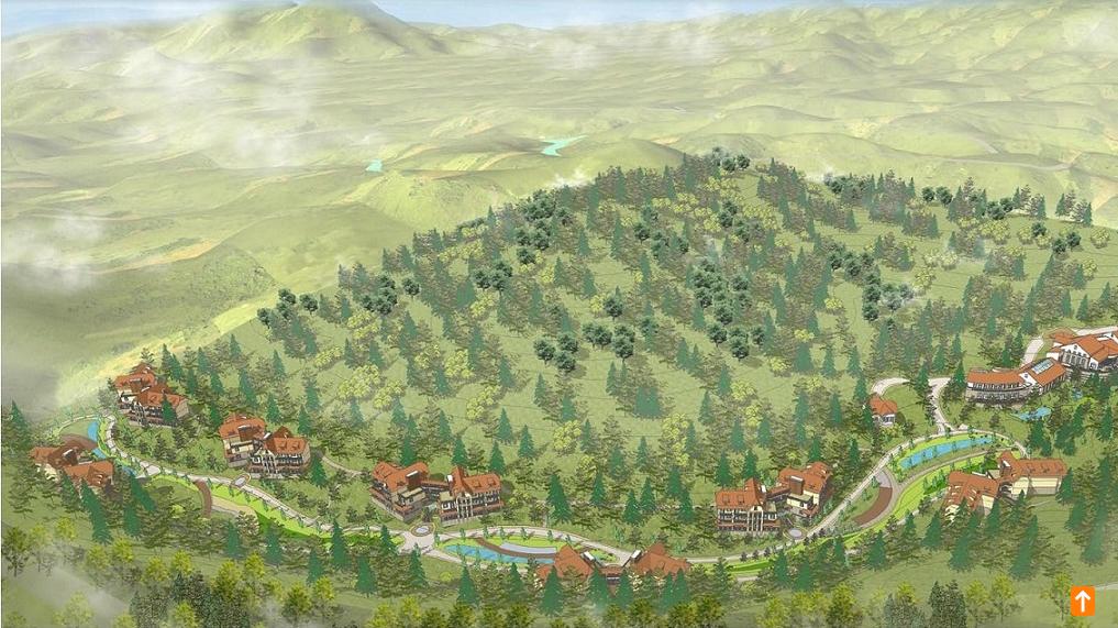 Đà Lạt điều chỉnh qui hoạch dự án resort 5 sao của ông Đặng Thành Tâm - Ảnh 2.