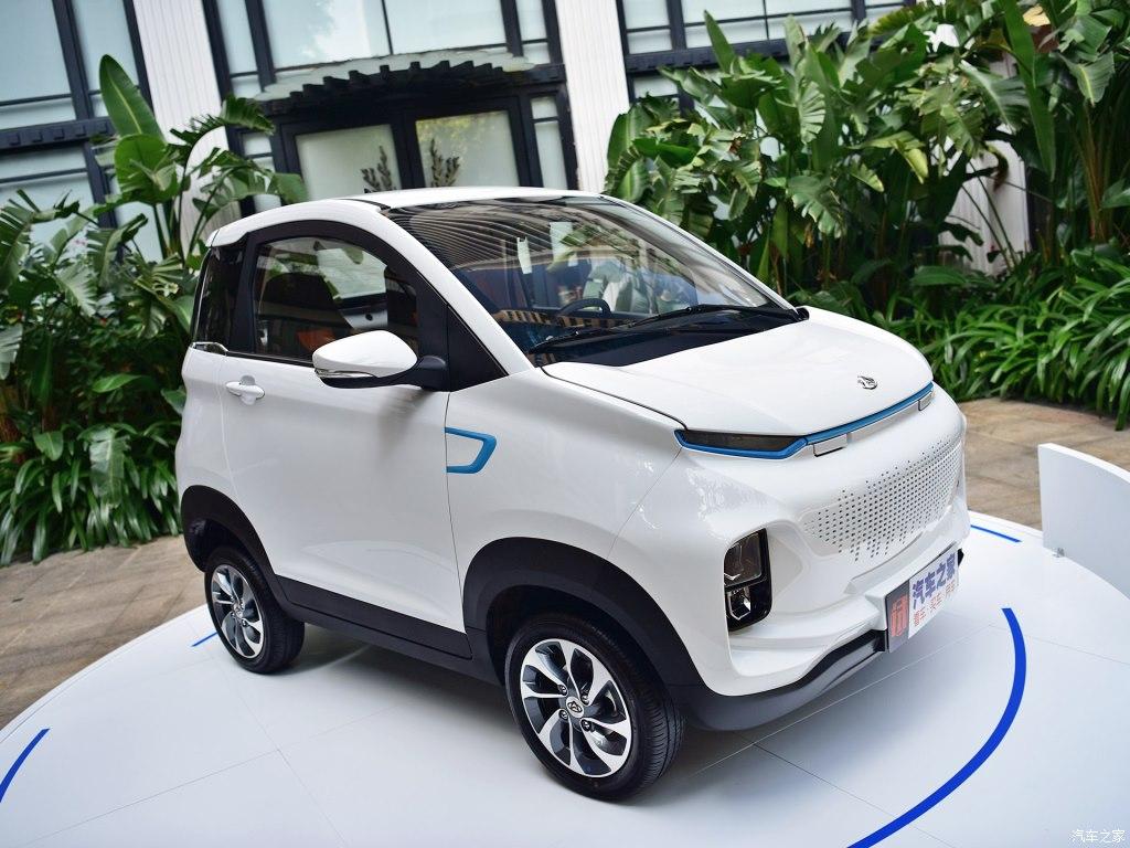 Xe hơi chạy điện mini với giá từ 135 triệu đồng đặc biệt thu hút người tiêu dùng - Ảnh 1.