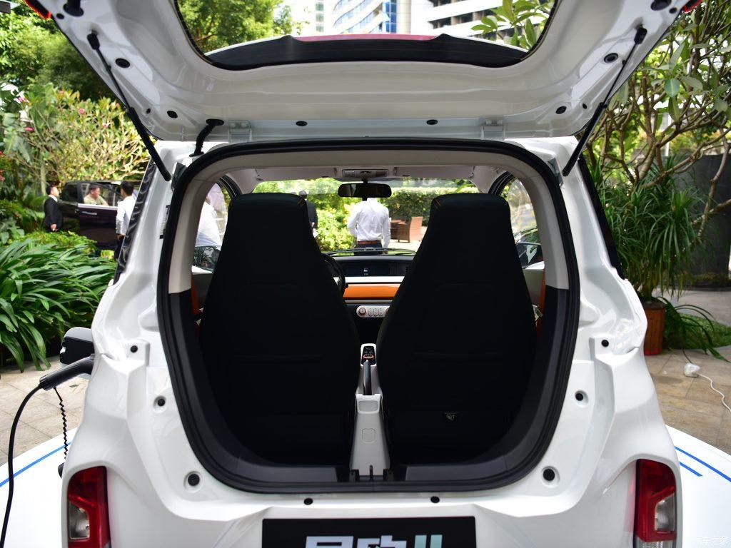 Xe hơi chạy điện mini với giá từ 135 triệu đồng đặc biệt thu hút người tiêu dùng - Ảnh 10.