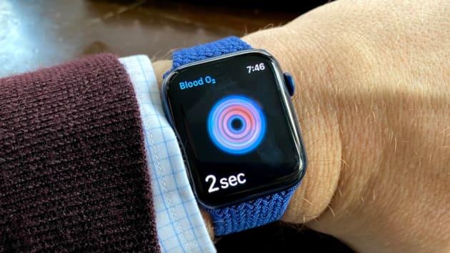 Có nên mua Apple Watch Series 6 vì cảm biến nồng độ oxy trong máu? - Ảnh 6.