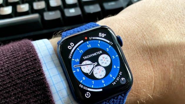 Có nên mua Apple Watch Series 6 vì cảm biến nồng độ oxy trong máu? - Ảnh 3.