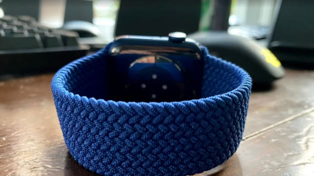 Có nên mua Apple Watch Series 6 vì cảm biến nồng độ oxy trong máu? - Ảnh 7.