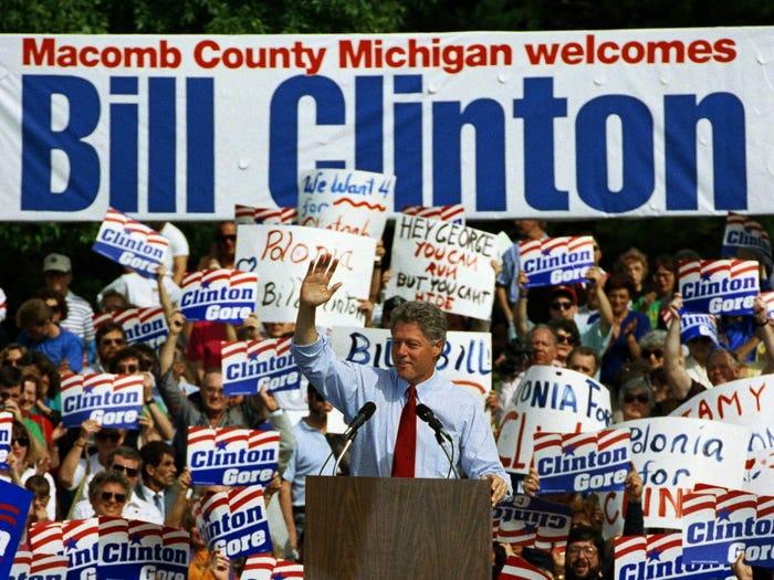 Khẩu hiệu tranh cử của các đời tổng thống Mỹ từ năm 1948 - Ảnh 9.