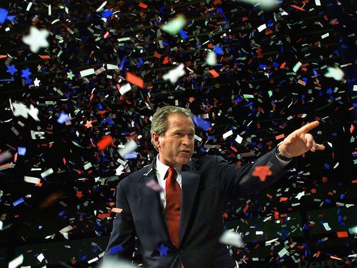 Khẩu hiệu tranh cử của các đời tổng thống Mỹ từ năm 1948 - Ảnh 10.