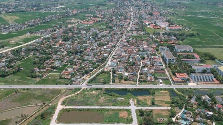 Thanh Hóa duyệt qui hoạch khu đô thị 48 ha gần sông Mã - Ảnh 1.