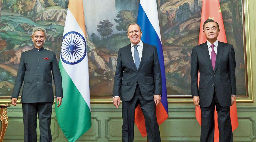 Lí do Nga trở thành trung gian hòa giải trong xung đột Trung - Ấn - Ảnh 1.