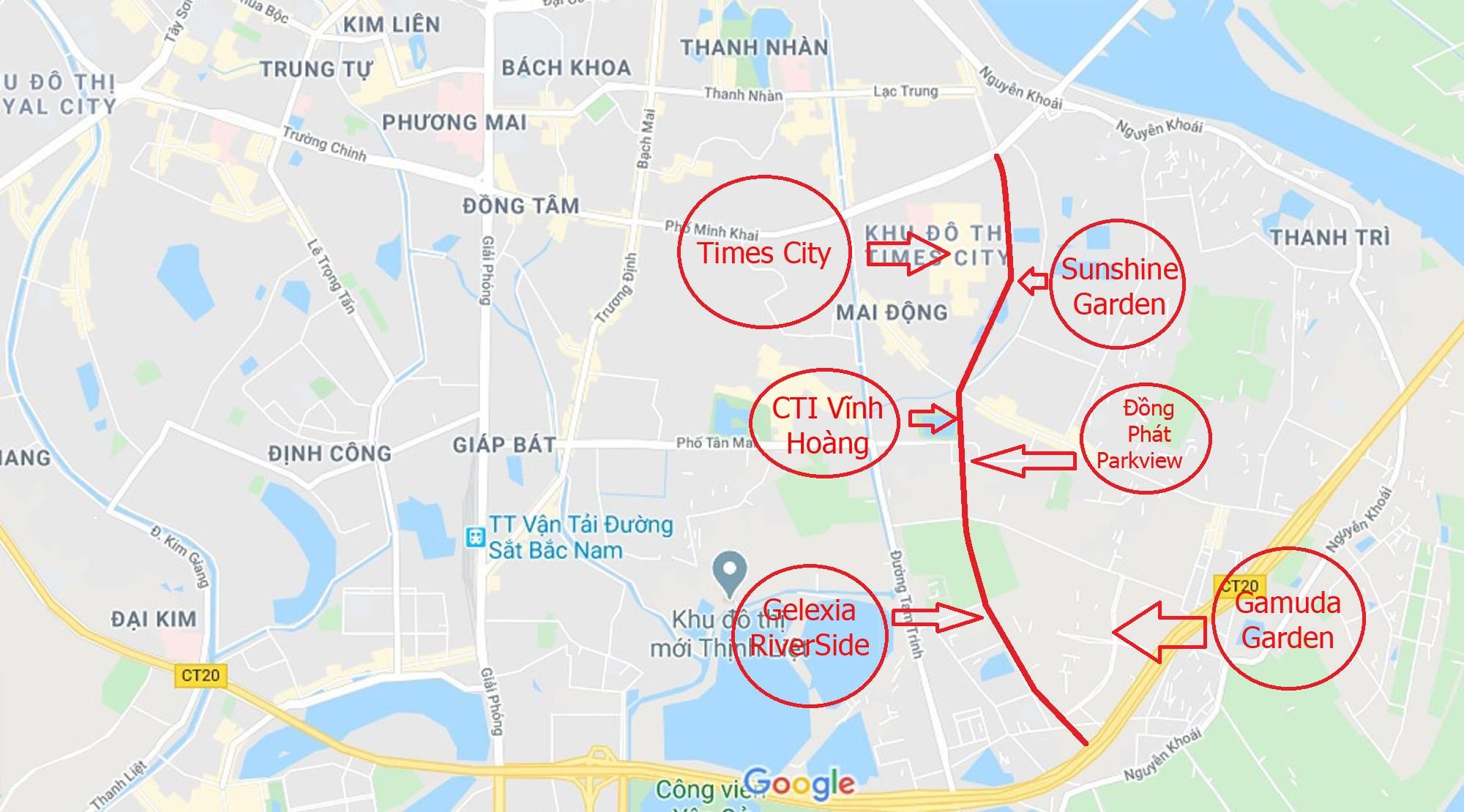 Khu Nam Hà Nội 'phá kén' với những cú bật hạ tầng - Ảnh 5.